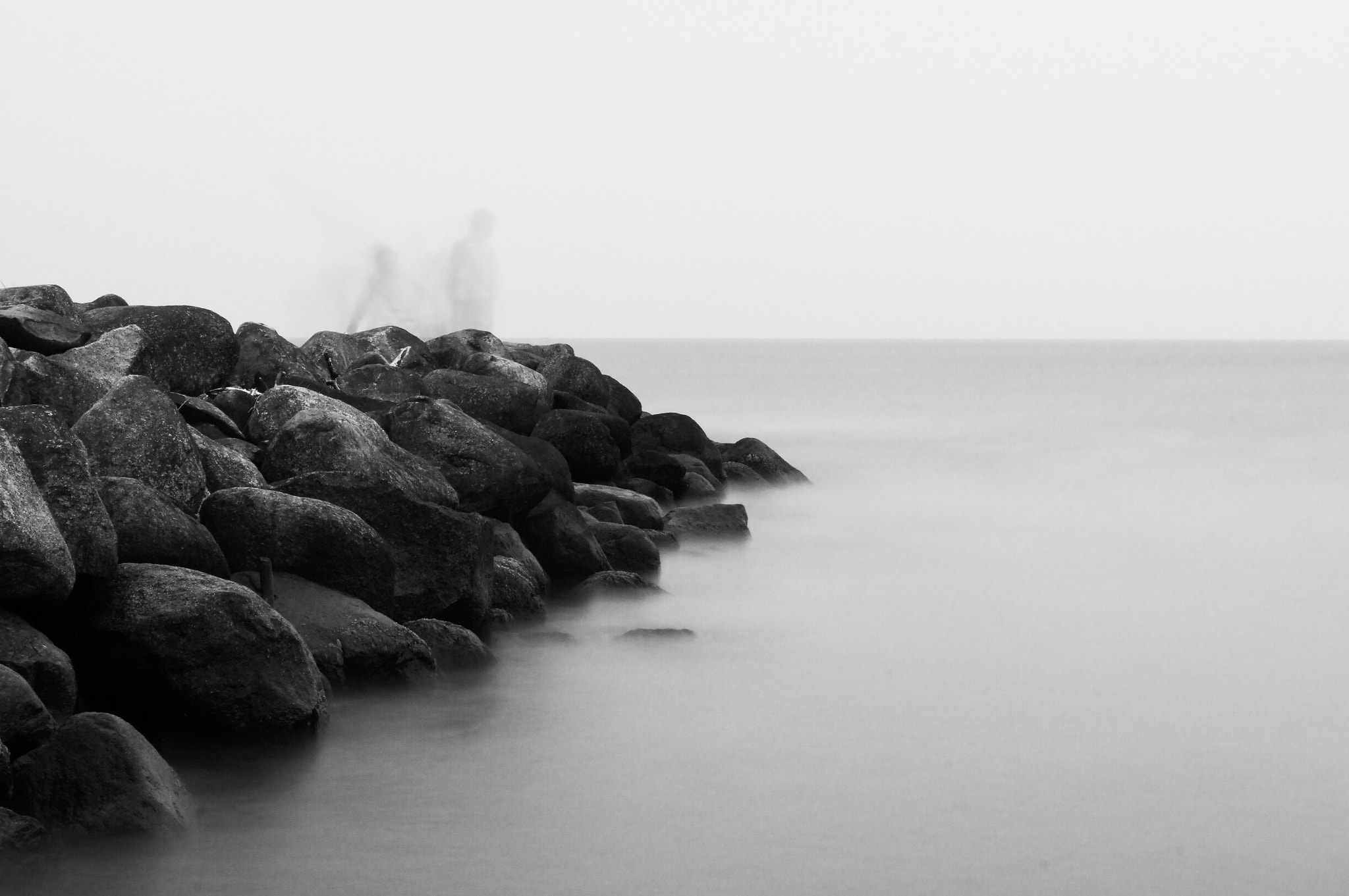 Photograph Ghost on the rocks by Kai Rauer on 500px