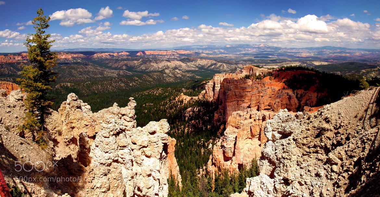 Photograph Bryce Canyon Pano by Nick Palomba on 500px