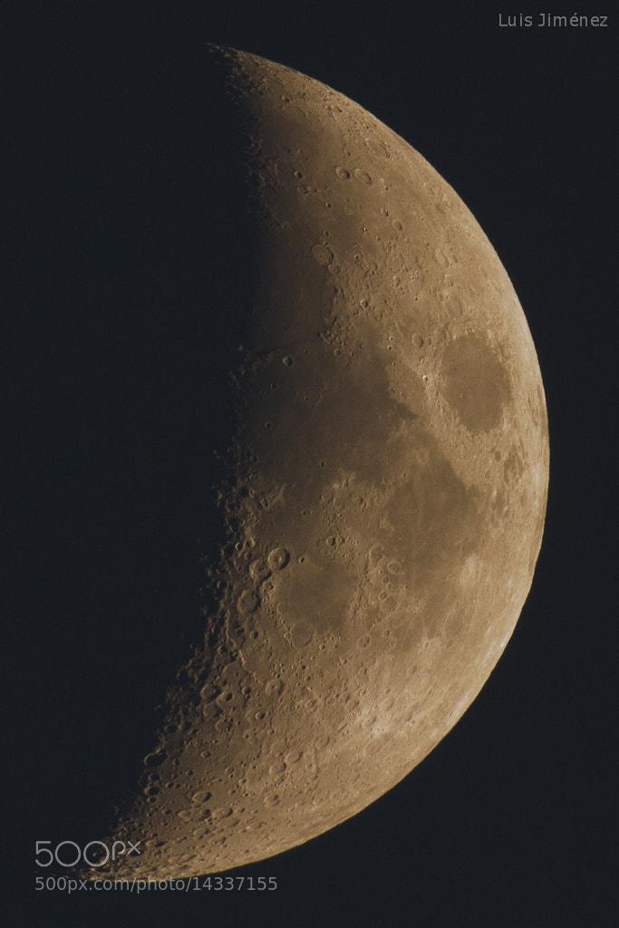 Photograph Luna by Luis Jiménez Delgado on 500px