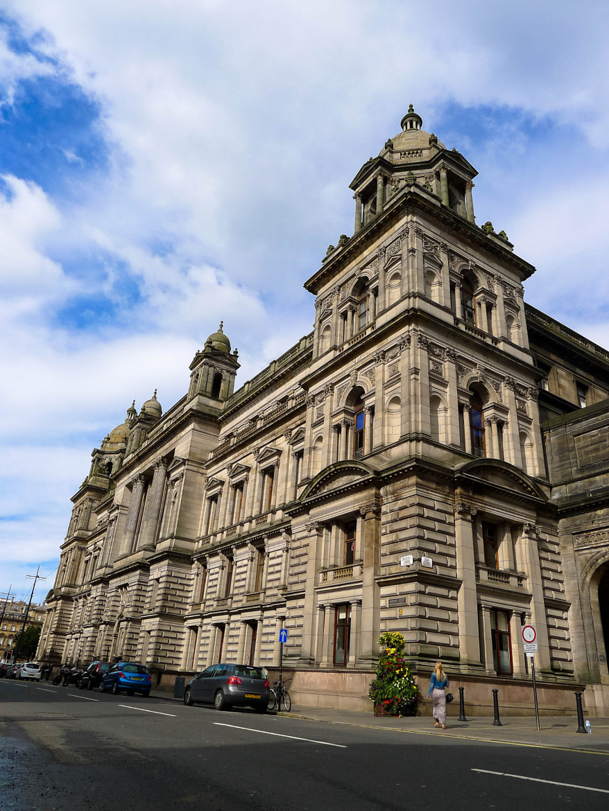 Photograph Glasgow City Chambers by Kaiser Fernandez on 500px