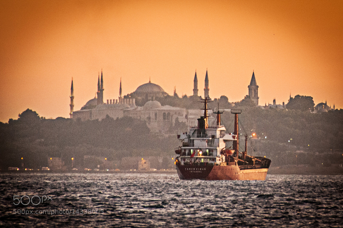 Photograph Istanbul Sea View by Waleed Al Abbas on 500px