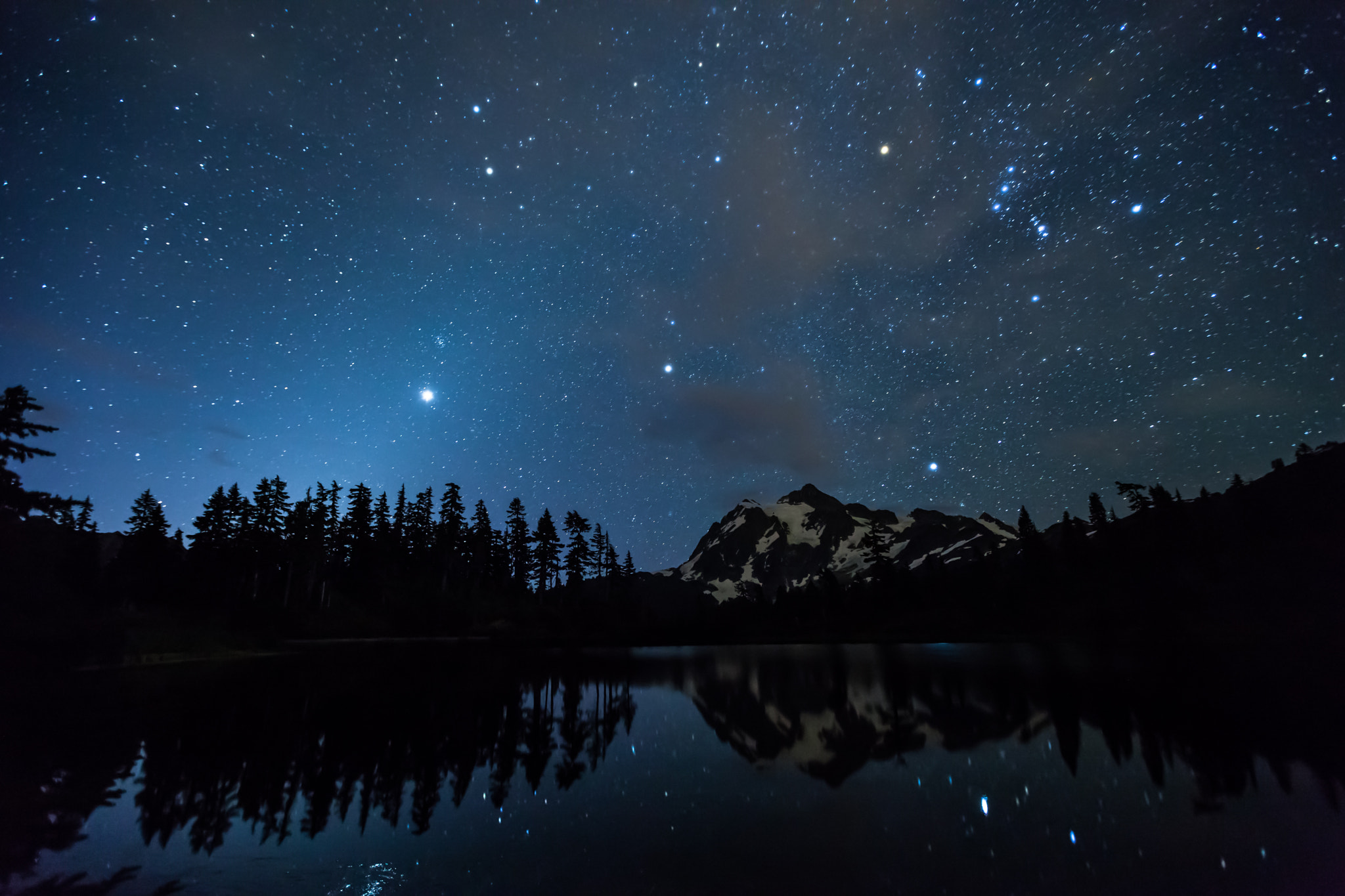 Photograph Jupiters Rising by Joel Schat on 500px