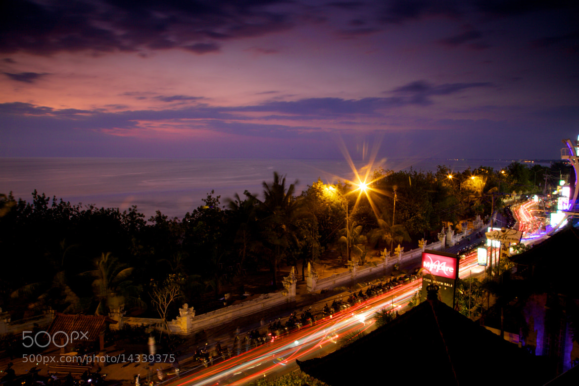 Photograph Kuta After Sunset by Kokurai Anbu on 500px