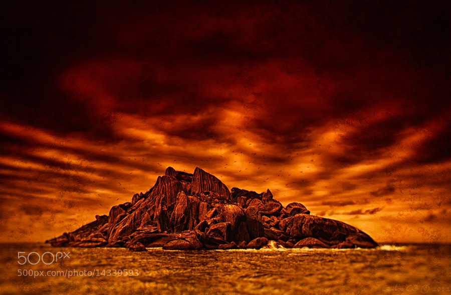 Photograph Island of Lost Souls by Carlos CB on 500px