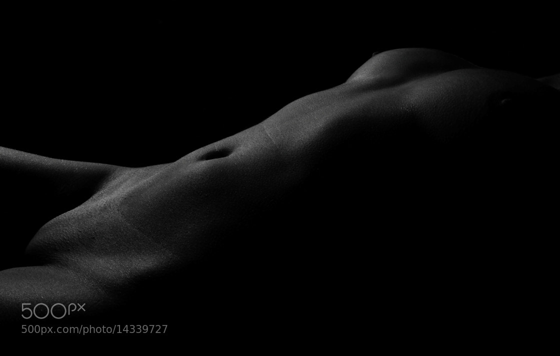 Photograph Lowkey nude by Luc Laureys on 500px