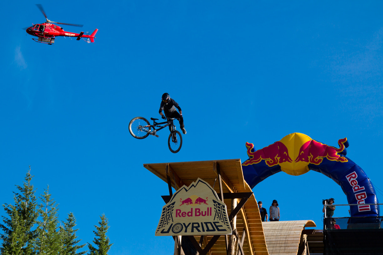 Photograph Red Bull Joyride by Steve Andrews on 500px