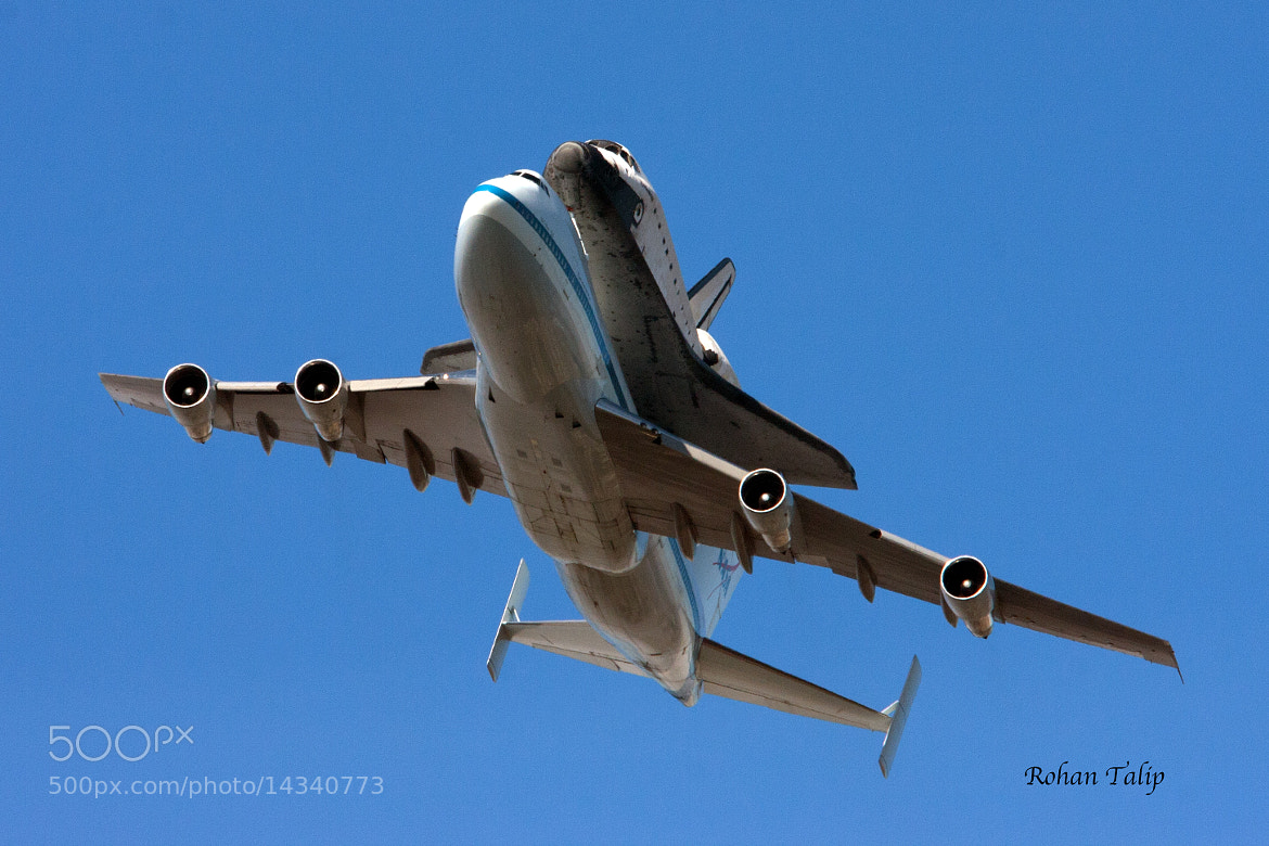 Photograph Last flight by space shuttle Endeavour by Rohan Talip on 500px