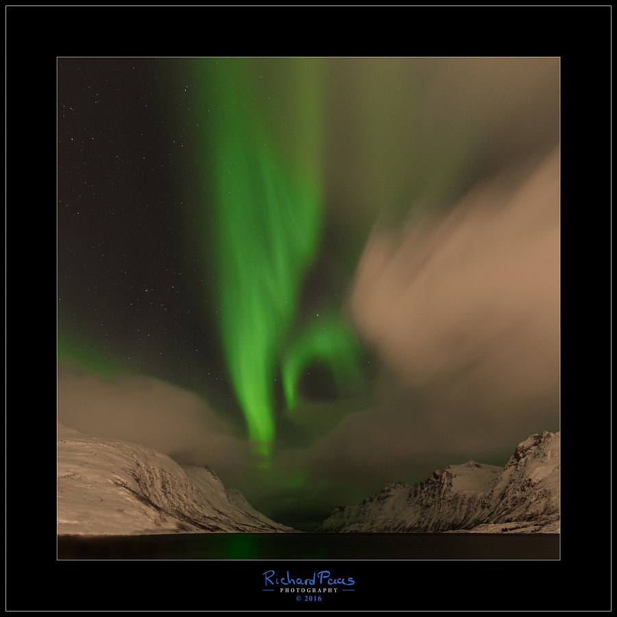 Aurora Borealis by Richard Paas on 500px.com