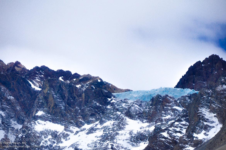 Photograph Blue ice by RICARDO OLGUIN, MD on 500px