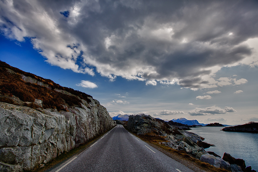 Photograph On The Road by Ove Bjerknes on 500px