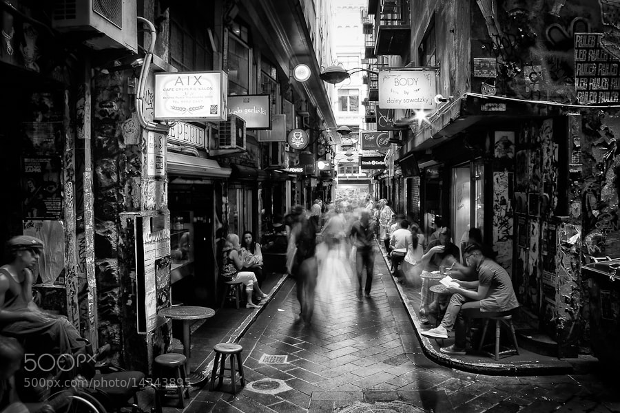 Photograph Fascination Street by Hany Kamel on 500px