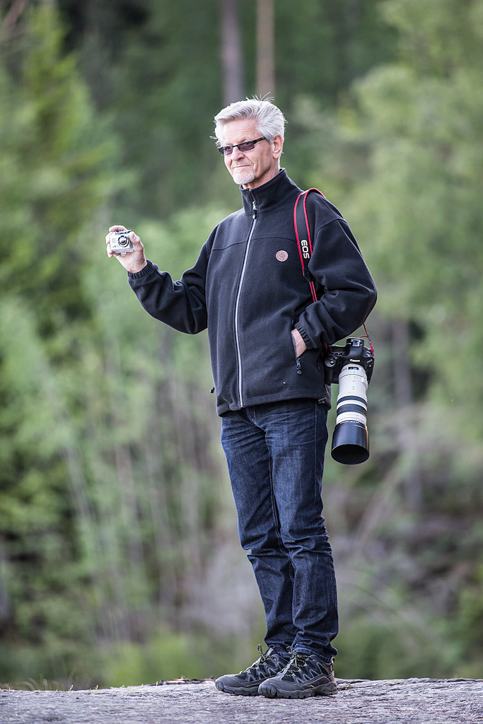 Photograph Man With The Gear by Ove Bjerknes on 500px