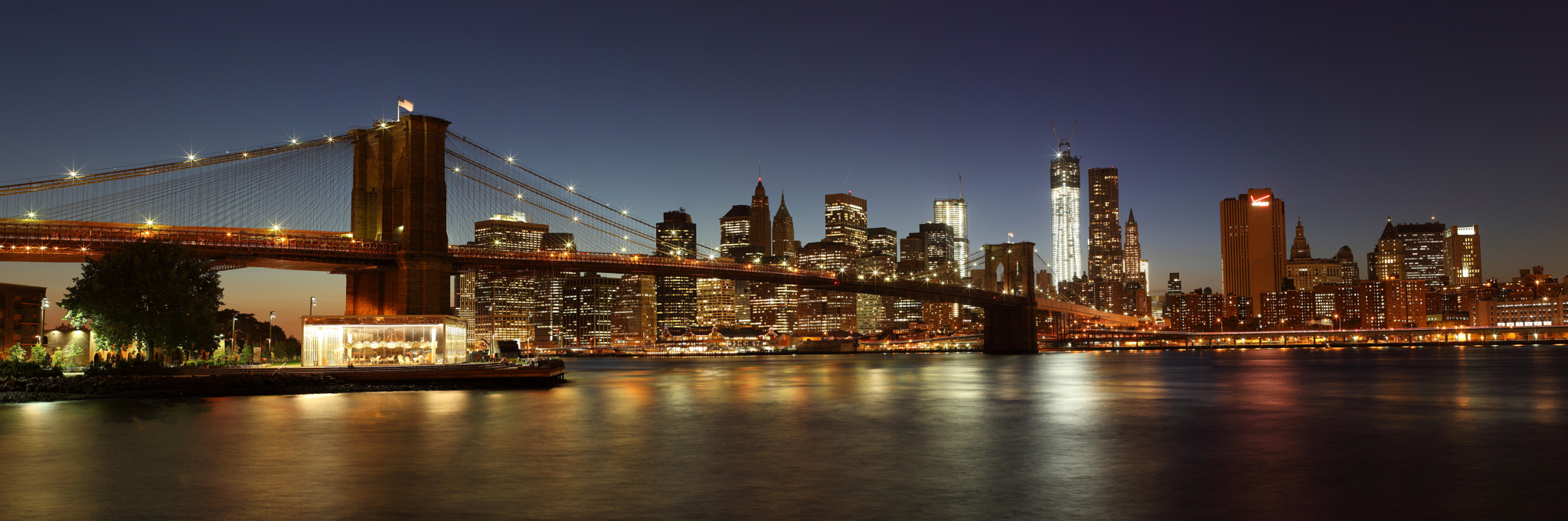 Photograph Manhattan Panorama by Anthony Pitch on 500px