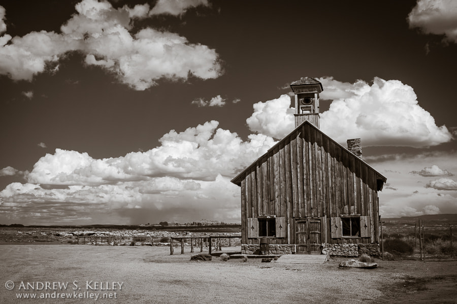 Photograph Monochrome Church by Andrew Kelley on 500px