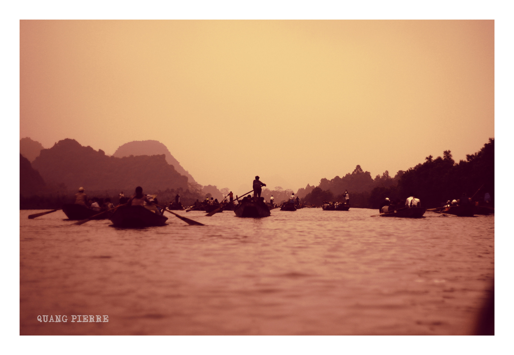 Photograph On the river  by Quang Pierre on 500px