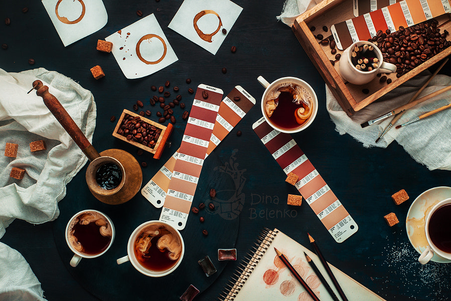Shades of coffee by Dina Belenko on 500px.com