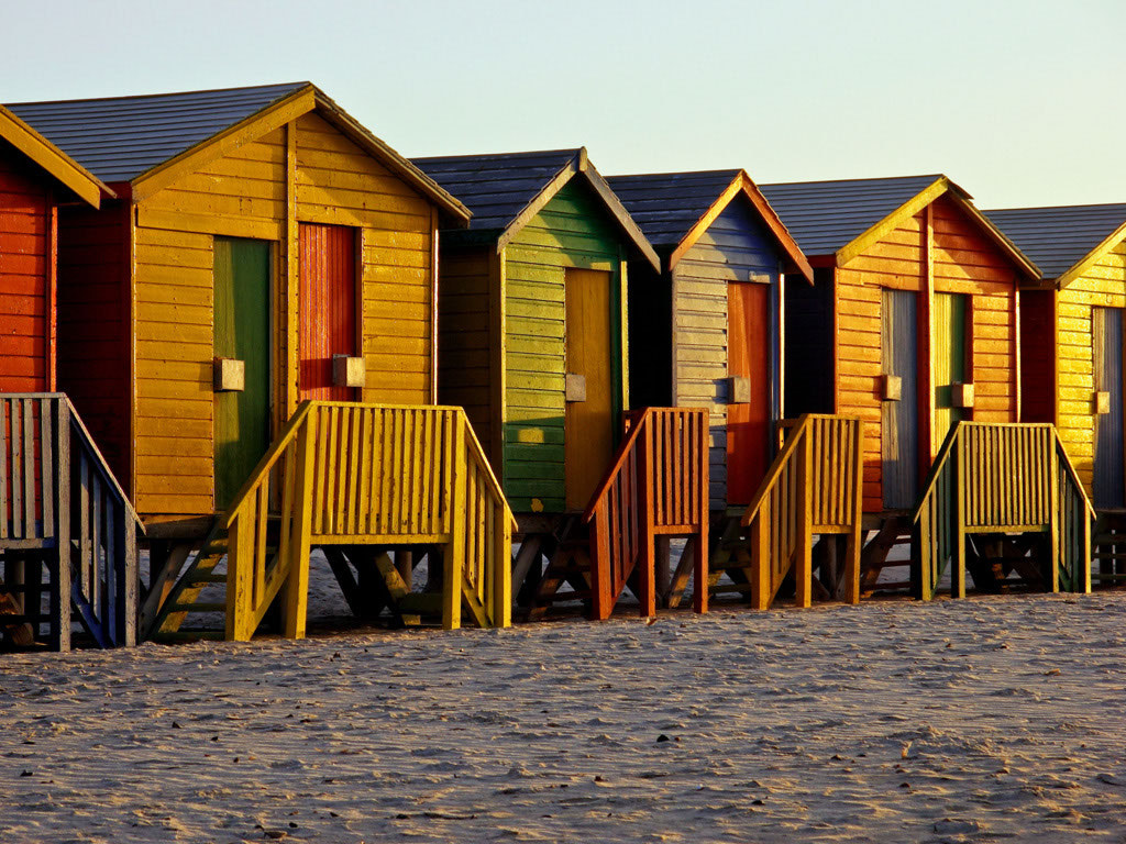 Photograph Beach Houses by Hayden Scott-Williams on 500px