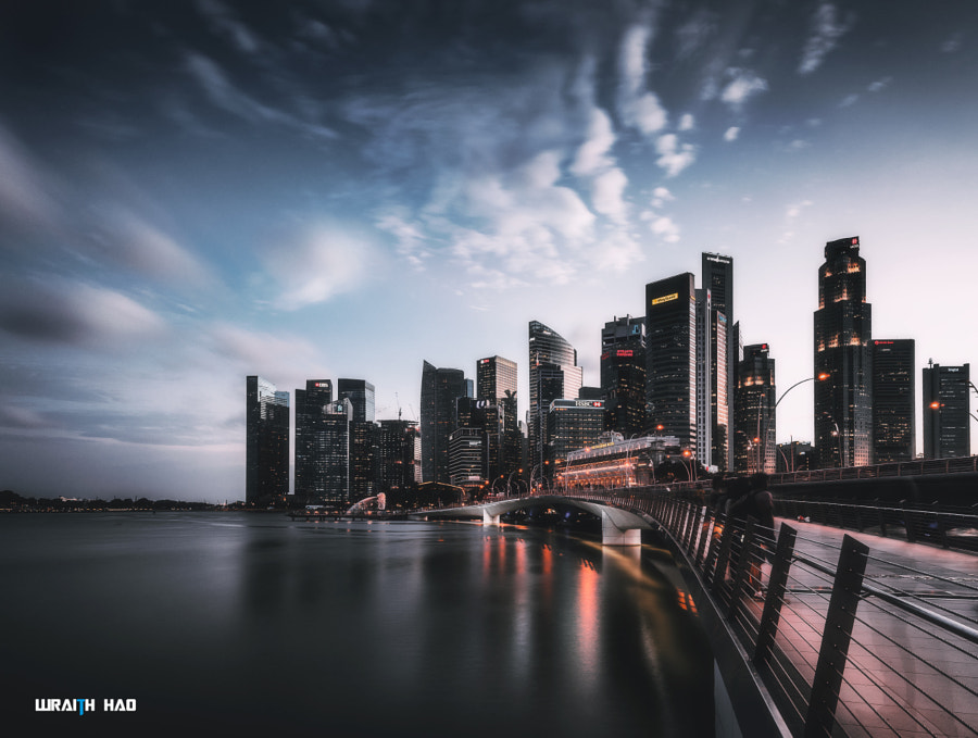 Cool City by WraithHao  on 500px.com