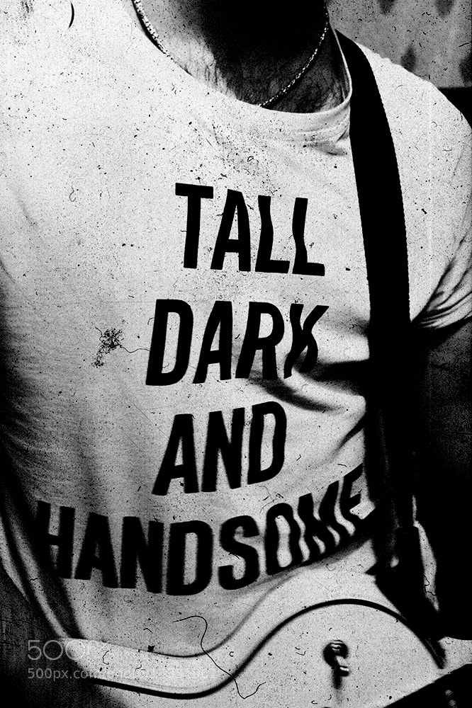 Photograph Dark and Handsome by Alex Novak on 500px