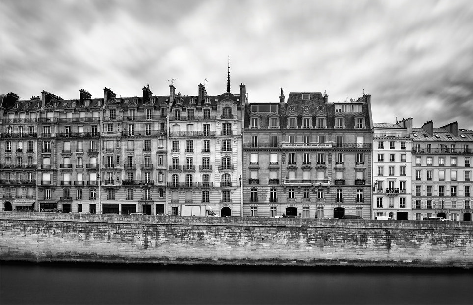Photograph Paris tormented by Laurent DUFOUR on 500px