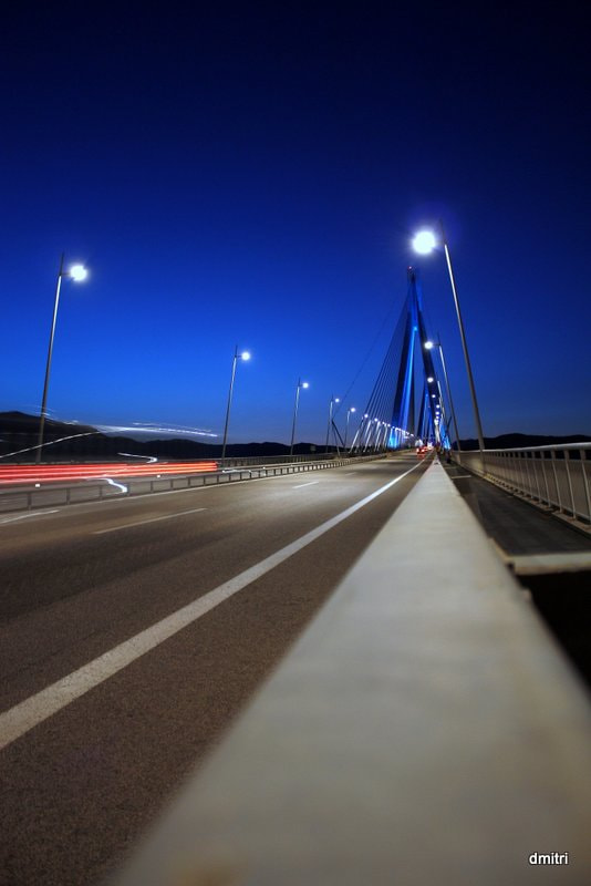 Photograph bridge by Dimitris Christodoulopoulos on 500px