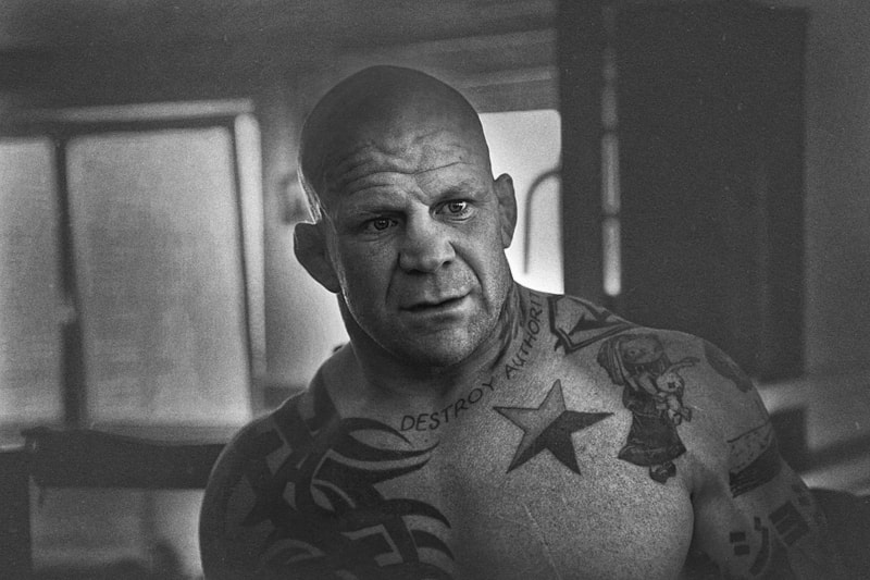 Photograph jeff monson by coleopter ! on 500px
