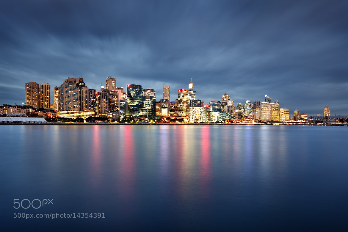 Photograph City of Blinding Lights by Xenedis  on 500px