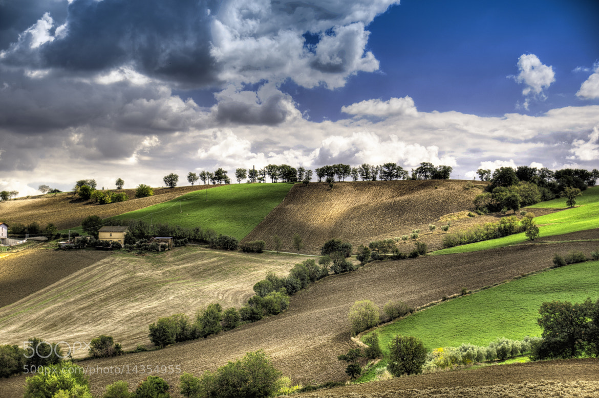 Photograph Hills and clouds by Paolo Dari on 500px