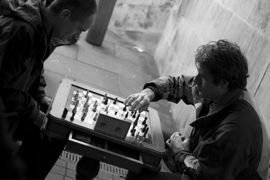 5 Minute Chess