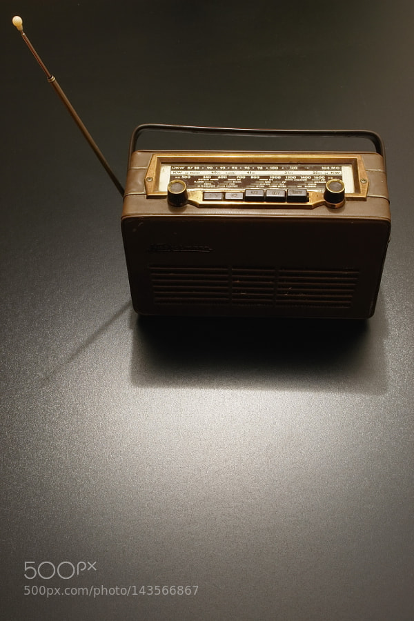 Radio by rolfo