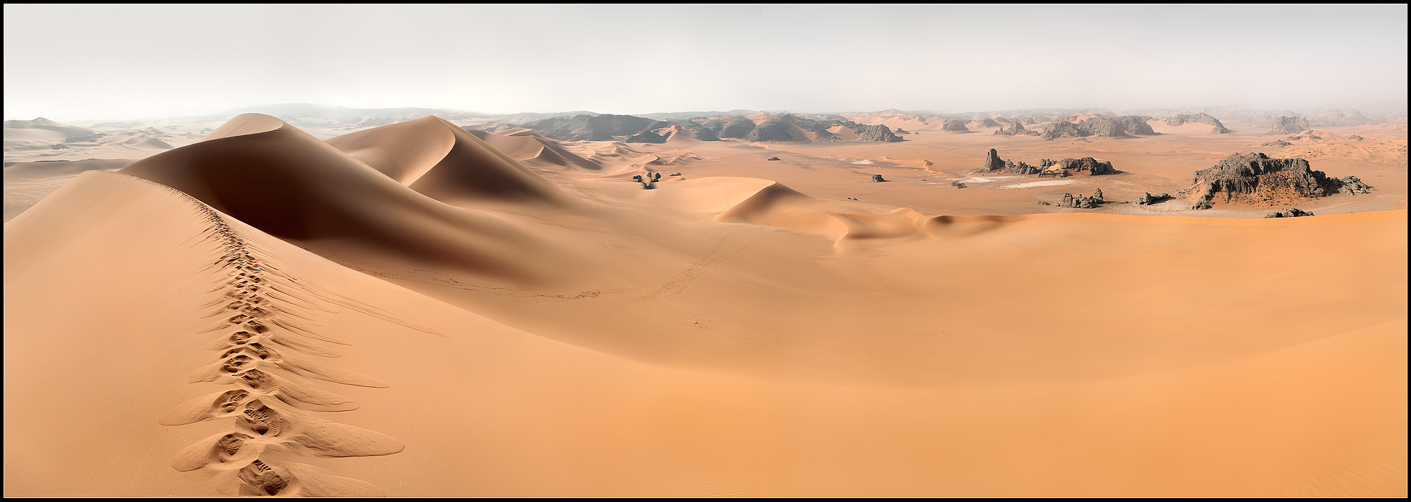 Photograph Sahara, Algeria by Yury Pustovoy on 500px