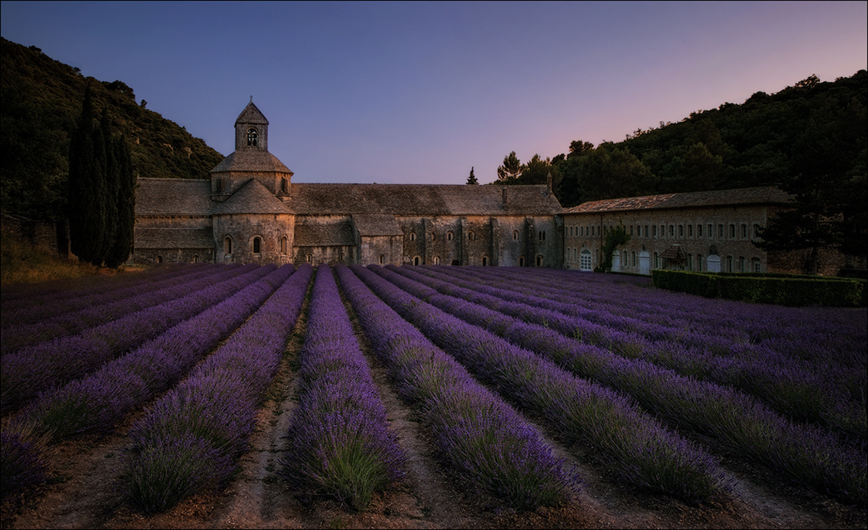 Photograph Kloster Senanque by Birgit Pittelkow on 500px