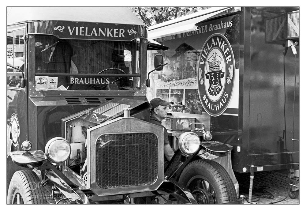 Photograph Have a break...have a Vielanker strong beer! by Andreas Schmidt on 500px