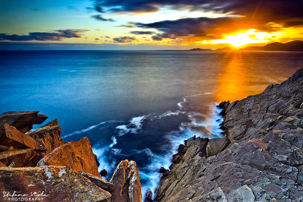 Photograph Slea Head sunset by Stefano  Viola on 500px