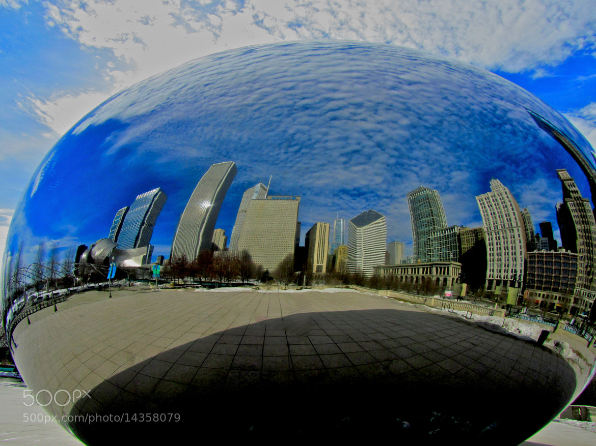 Photograph Chicago Bean by Audrey H on 500px