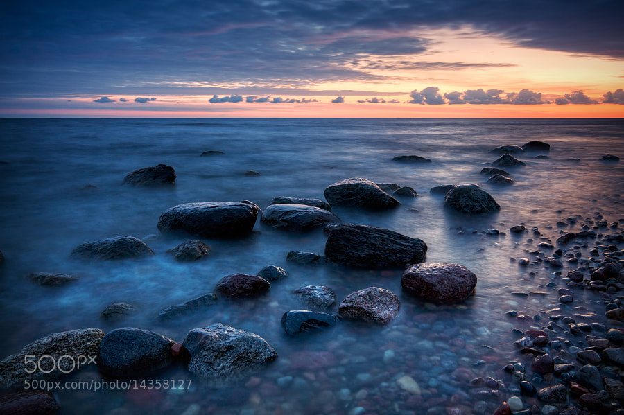 Photograph Baltic Sea by Lukasz Malkiewicz on 500px