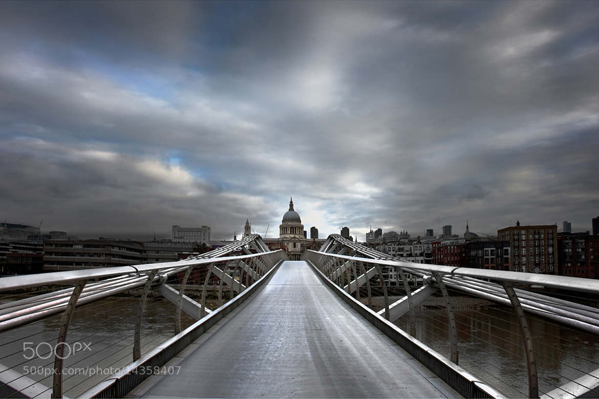 Photograph to st pauls by David Hobcote on 500px