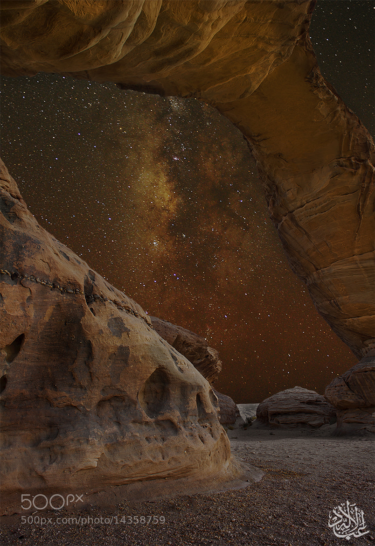 Photograph ## Star ## by Abduleelah Al-manea on 500px