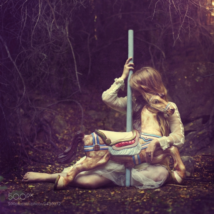 Photograph Playground for Spirits by Brooke Shaden on 500px