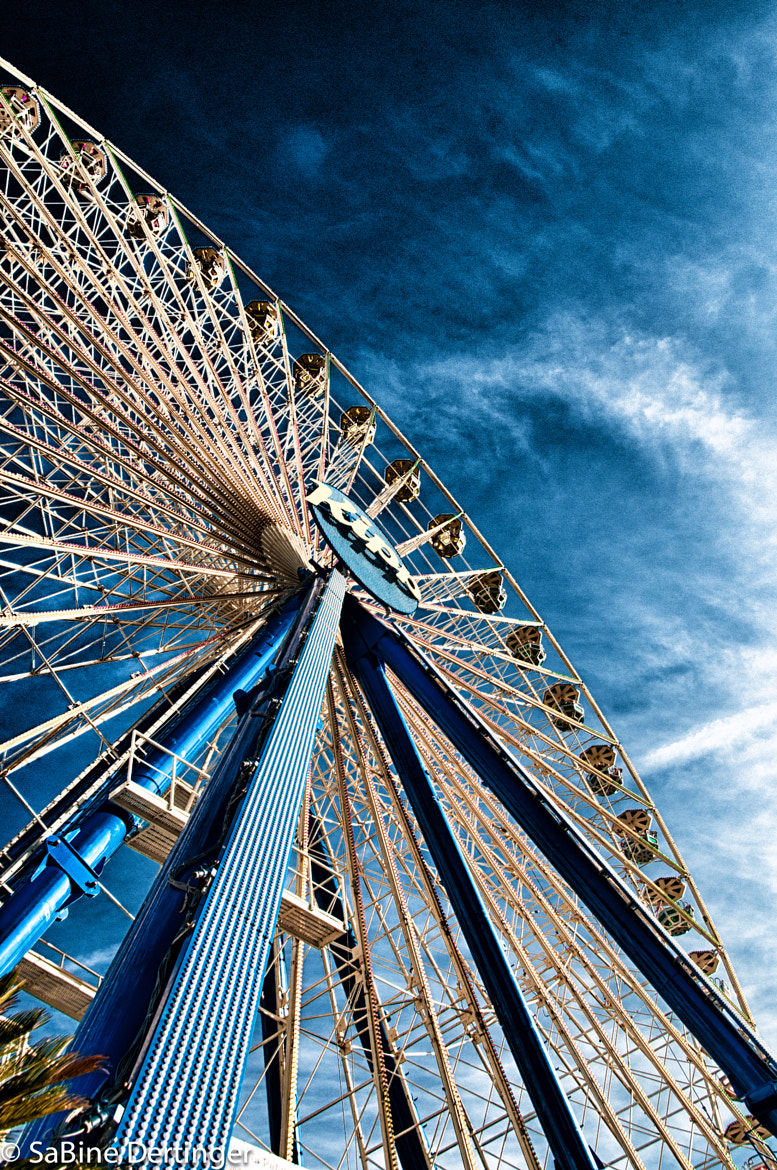 Photograph RiesenRad by Sabine Dertinger on 500px