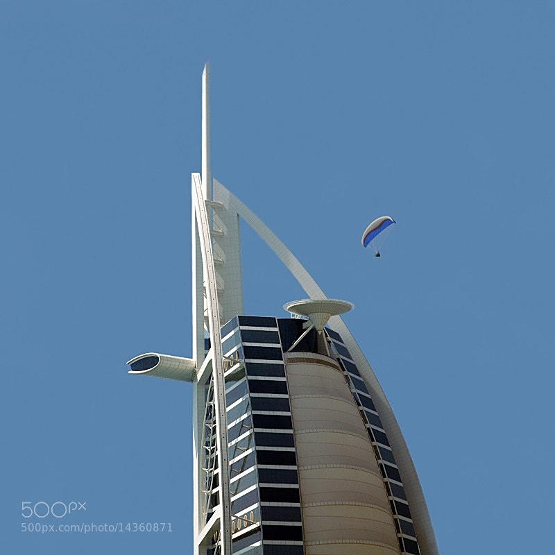 Photograph Burj Al Arab Dubai by Franco Mottironi on 500px