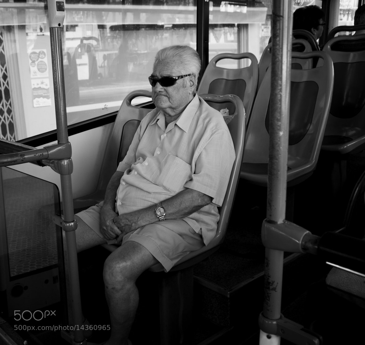 Photograph Bus-faces XVIII by Luis Zafra on 500px