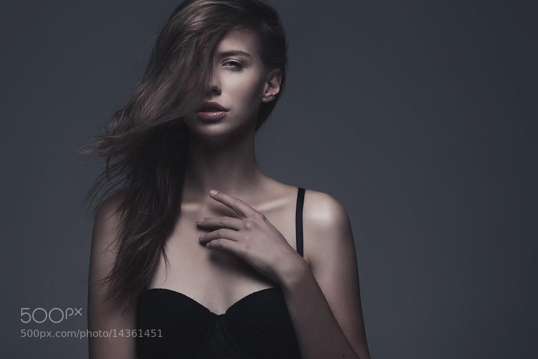 Photograph Masha by Franck GOMEZ on 500px
