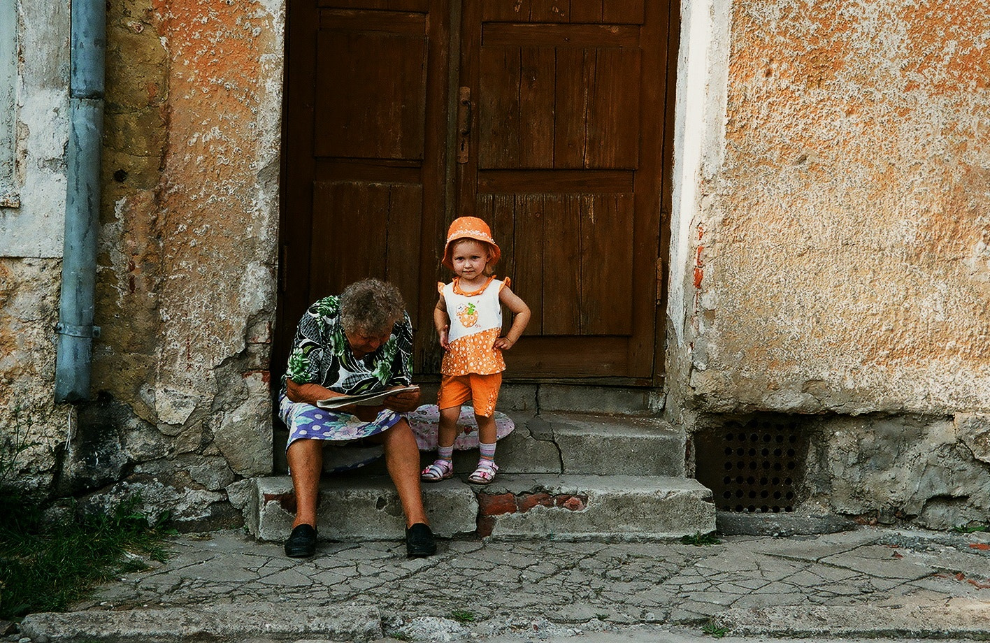 Photograph Grand:Mother\Daughter by Andrey Cherkasov on 500px