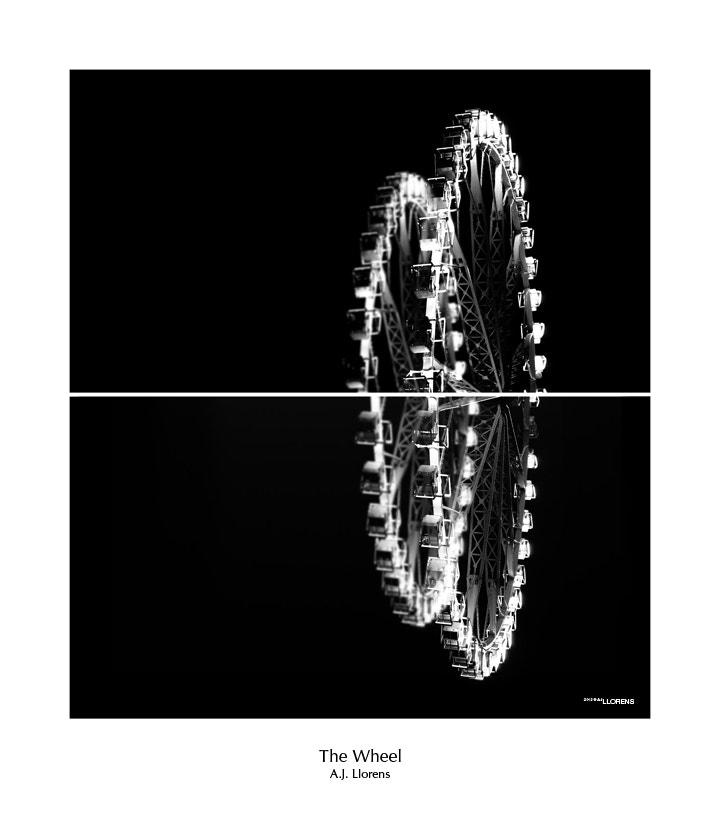 Photograph THE WHEEL by Alfredo J. Llorens on 500px