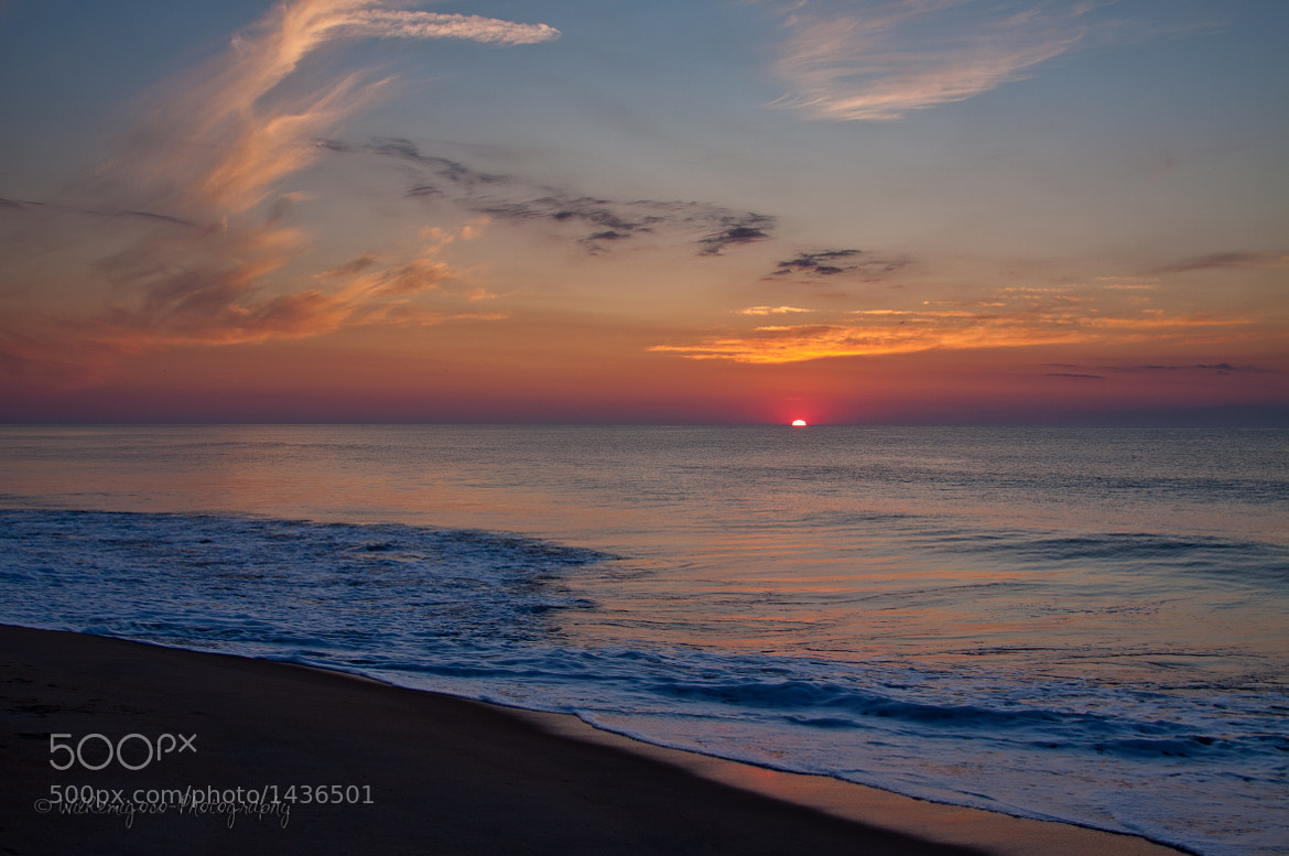 Photograph GooD MorninG Ocean City MD by wil remigoso on 500px