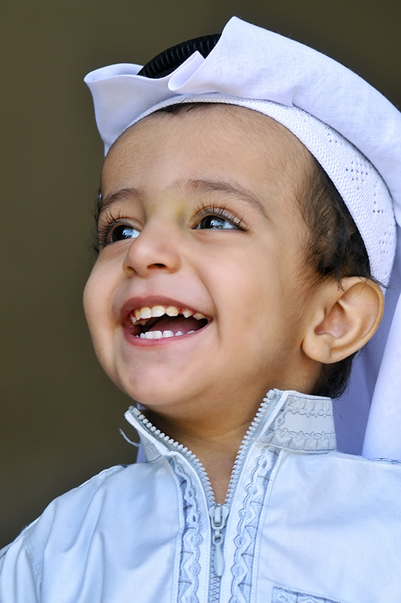Photograph His smile gives life meaning !! by almalki abdullrahman on 500px