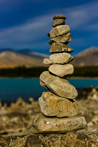Photograph Rock stack by Hayley  on 500px