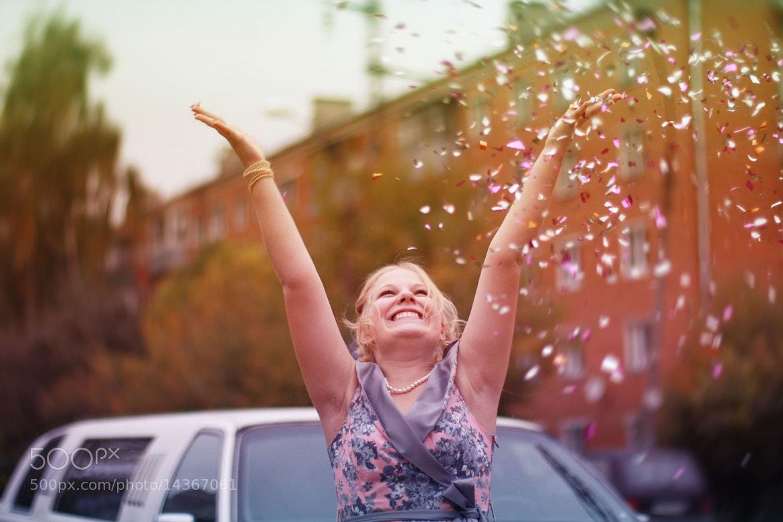 Photograph happiness by Svetlana  Shlyakhtina on 500px