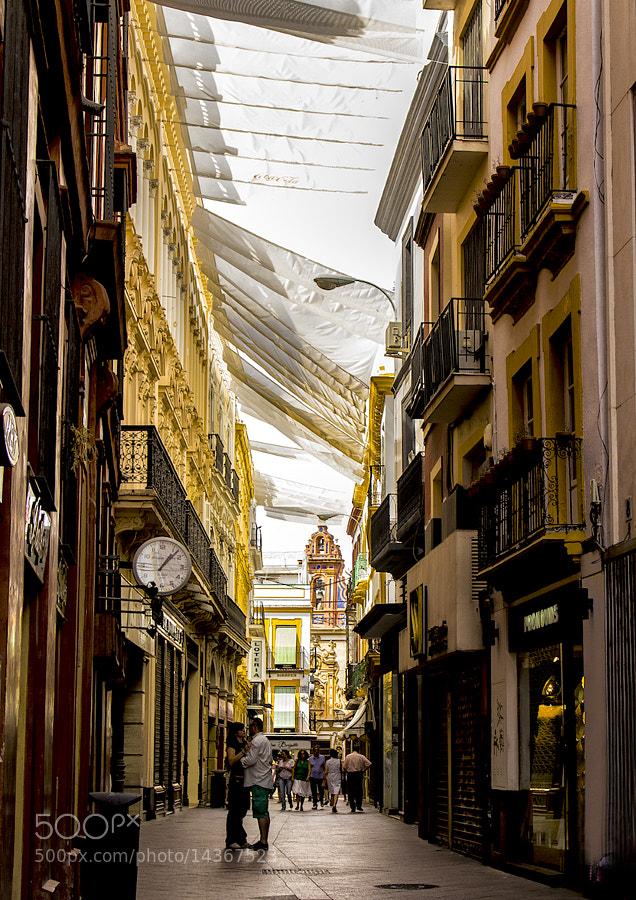 Sevilla clasica by Lola Camacho (lolinac)) on 500px.com